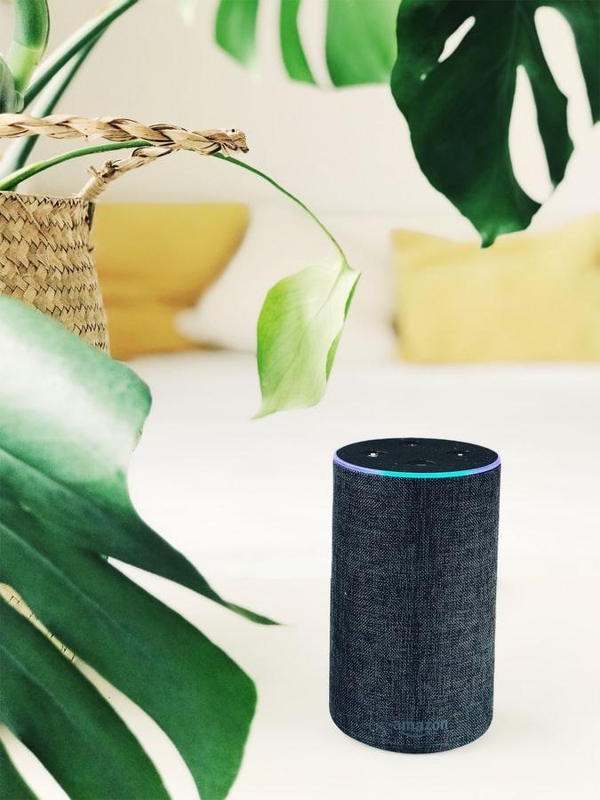 Amazon Echo speaker image